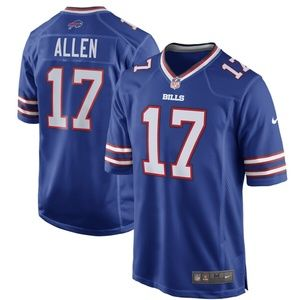 Men's Buffalo Bills Josh Allen Jersey